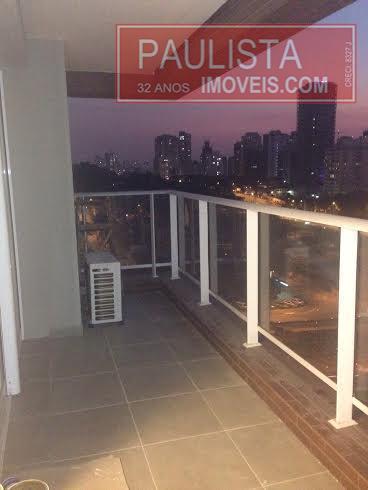 Apto 1 Dorm, Campo Belo, São Paulo (AP10446)