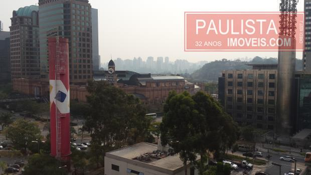 Apto 2 Dorm, Brooklin Paulista, São Paulo (AP10451) - Foto 9
