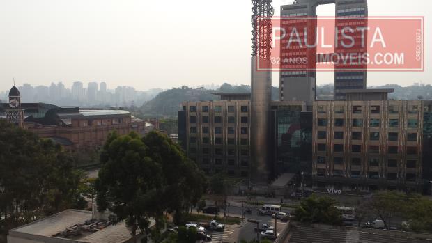 Apto 2 Dorm, Brooklin Paulista, São Paulo (AP10451) - Foto 10