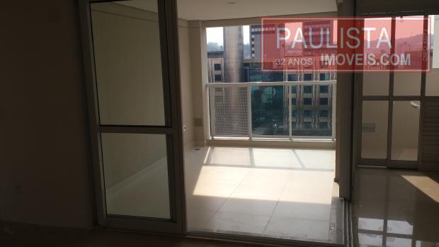 Apto 2 Dorm, Brooklin Paulista, São Paulo (AP10451) - Foto 2