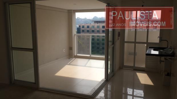 Apto 2 Dorm, Brooklin Paulista, São Paulo (AP10451)