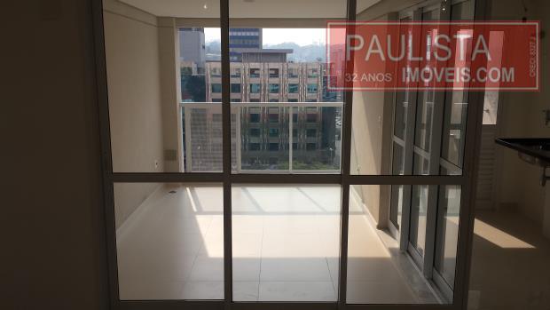 Apto 2 Dorm, Brooklin Paulista, São Paulo (AP10451) - Foto 4