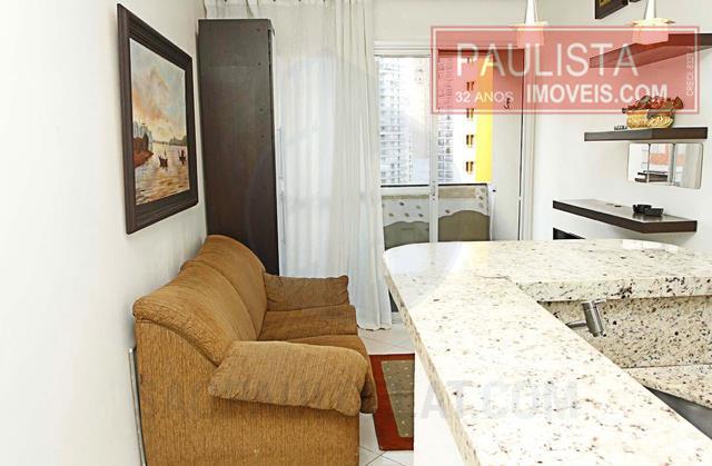 Flat 1 Dorm, Moema, São Paulo (FL0149) - Foto 3