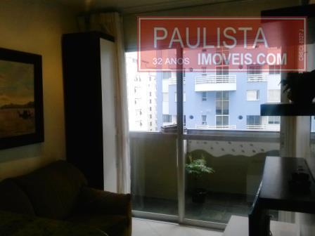Flat 1 Dorm, Moema, São Paulo (FL0149) - Foto 14