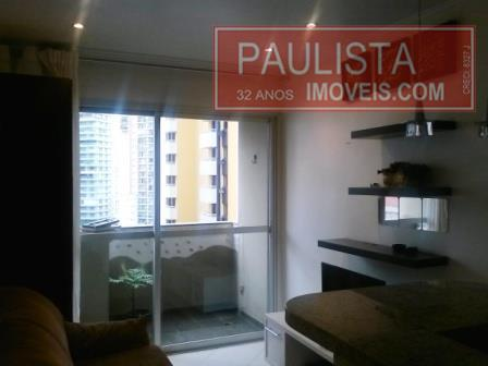 Flat 1 Dorm, Moema, São Paulo (FL0149) - Foto 16