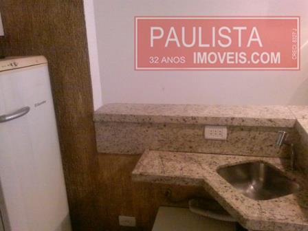 Flat 1 Dorm, Moema, São Paulo (FL0149) - Foto 17