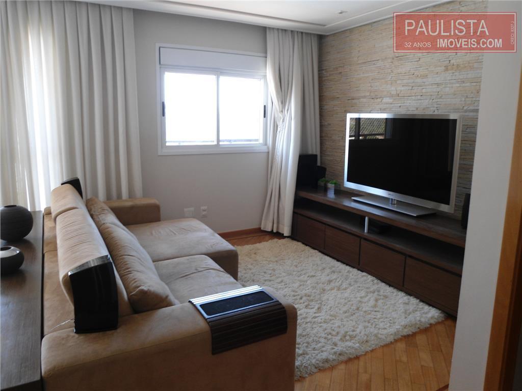 Apartamento residencial para locação, Chácara Santo Antônio (Zona Sul), São Paulo - AP10600.