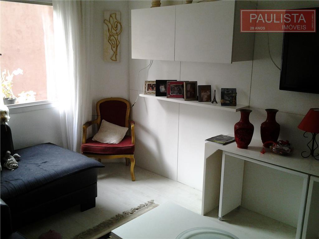 Apto 2 Dorm, Moema, São Paulo (AP10645) - Foto 5