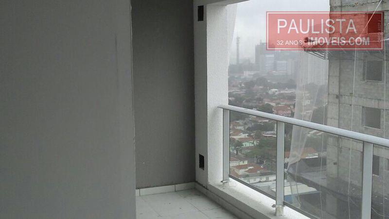 Apto 1 Dorm, Brooklin, São Paulo (AP10676) - Foto 3