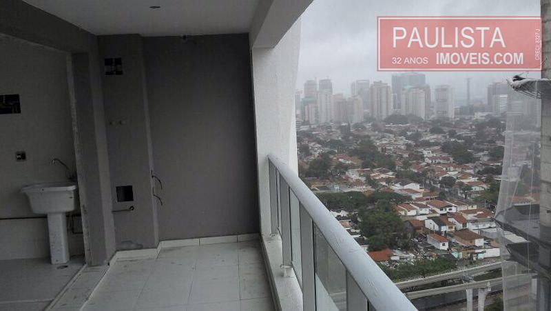 Apto 1 Dorm, Brooklin, São Paulo (AP10676) - Foto 9