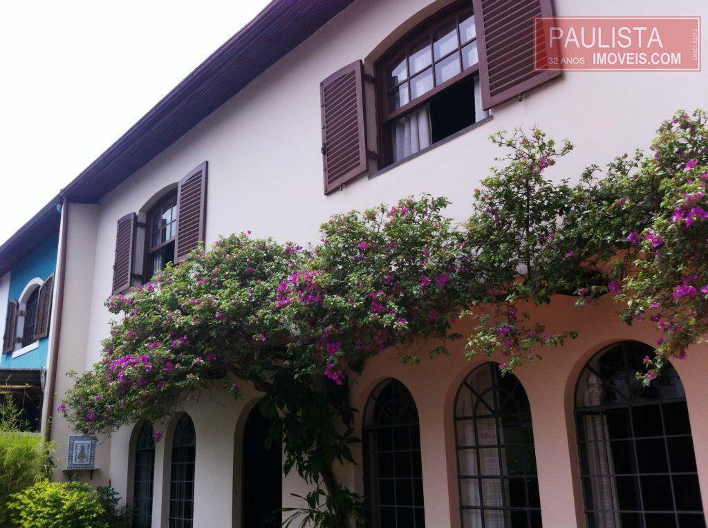Casa 3 Dorm, Brooklin Paulista, São Paulo (CA1026)