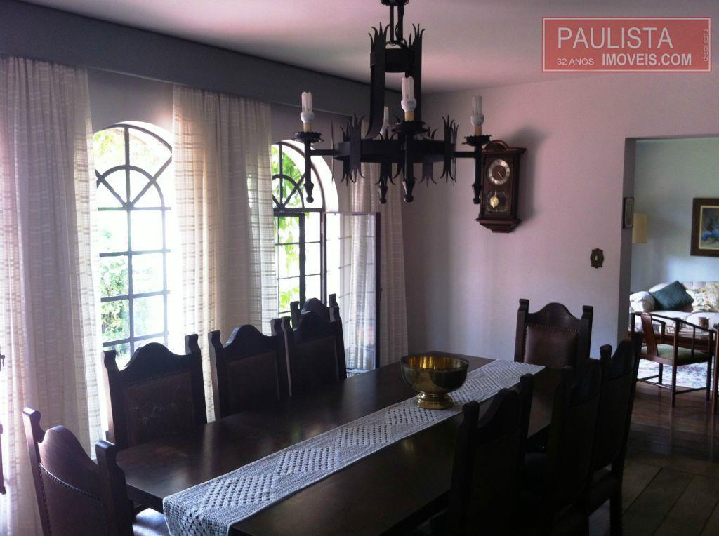 Casa 3 Dorm, Brooklin Paulista, São Paulo (CA1026) - Foto 2