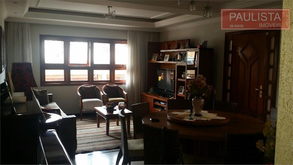 Casa 3 Dorm, Campo Grande, São Paulo (SO1329) - Foto 3