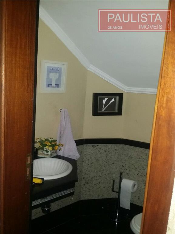 Casa 3 Dorm, Campo Grande, São Paulo (SO1329) - Foto 6