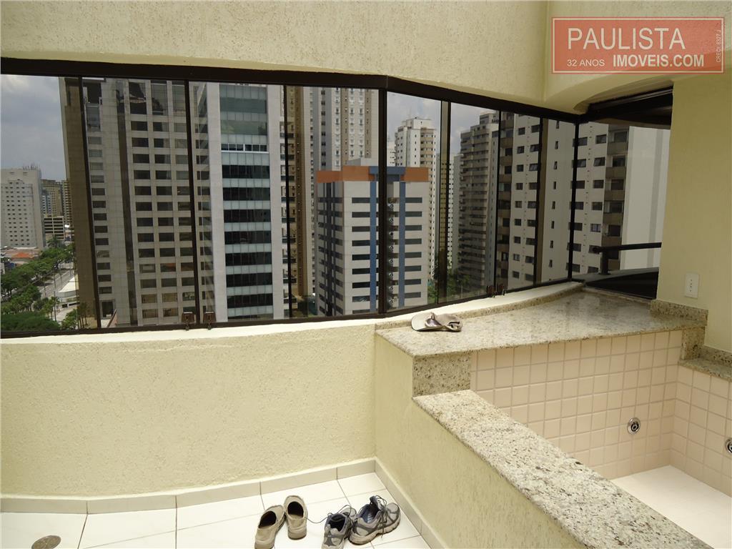 Apto 1 Dorm, Moema Pássaros, São Paulo (AP10824) - Foto 3