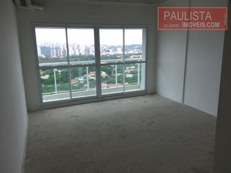 Sala, Alto da Boa Vista, São Paulo (SA0817) - Foto 4