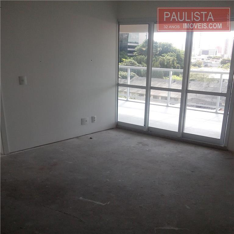 Apto 2 Dorm, Brooklin, São Paulo (AP10892) - Foto 9