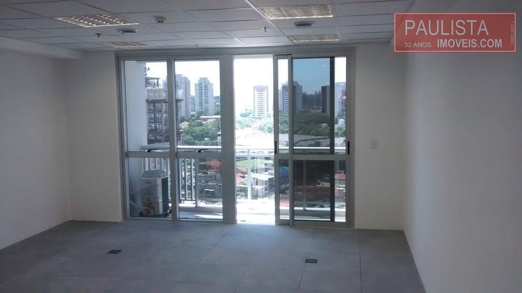 Sala, Chácara Santo Antônio (zona Sul), São Paulo (SA0840) - Foto 2