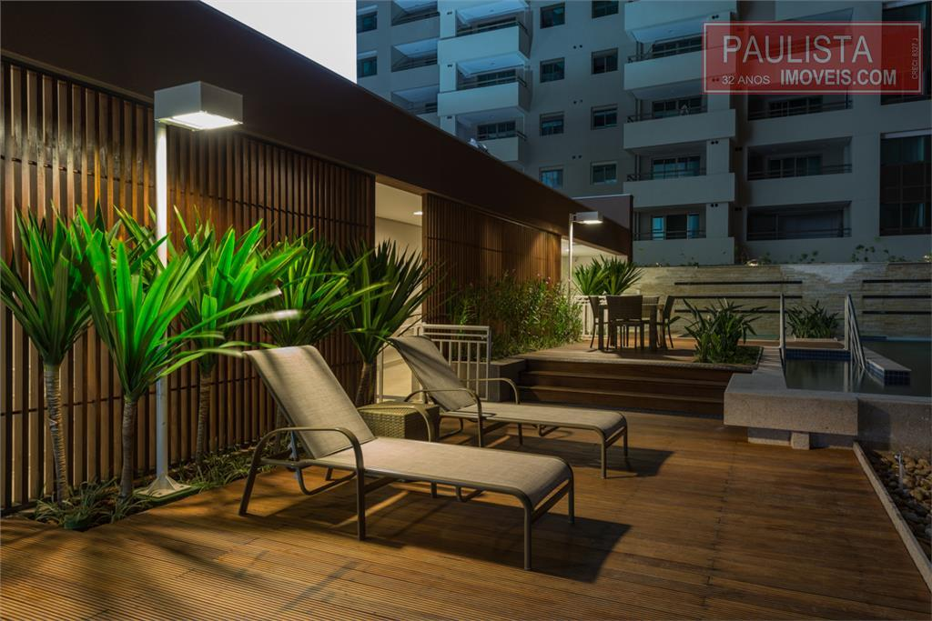 Apto 2 Dorm, Brooklin, São Paulo (AP10907) - Foto 3