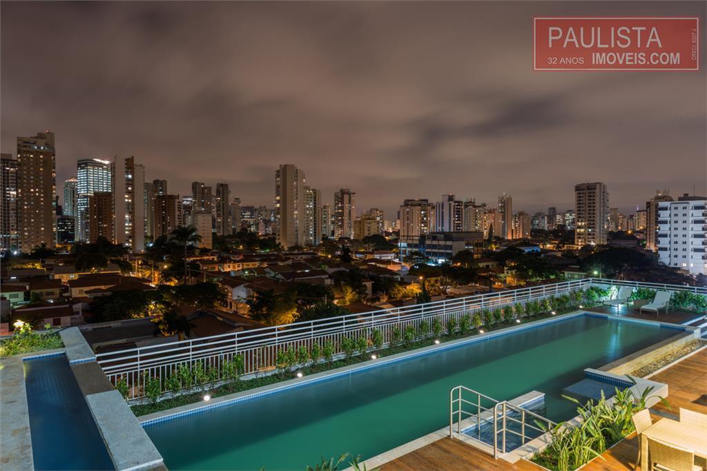 Apto 2 Dorm, Brooklin, São Paulo (AP10907) - Foto 4
