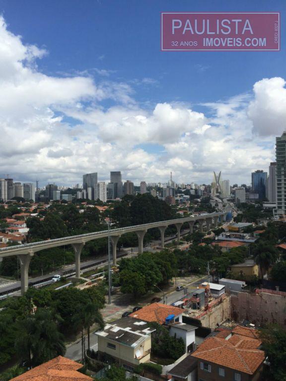 Apto 3 Dorm, Brooklin Paulista, São Paulo (AP10918) - Foto 2