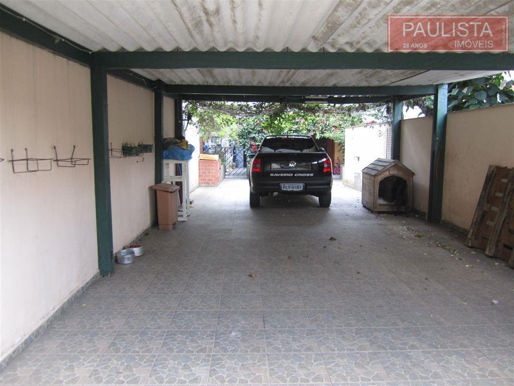 Casa 5 Dorm, Cambuci, São Paulo (CA0010) - Foto 2
