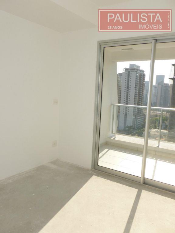 Apto 1 Dorm, Brooklin, São Paulo (AP11089) - Foto 19