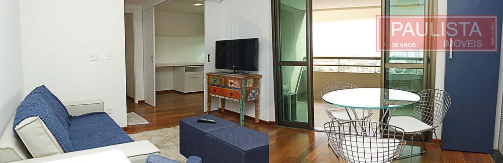 Apto 2 Dorm, Brooklin Paulista, São Paulo (AP11090) - Foto 2