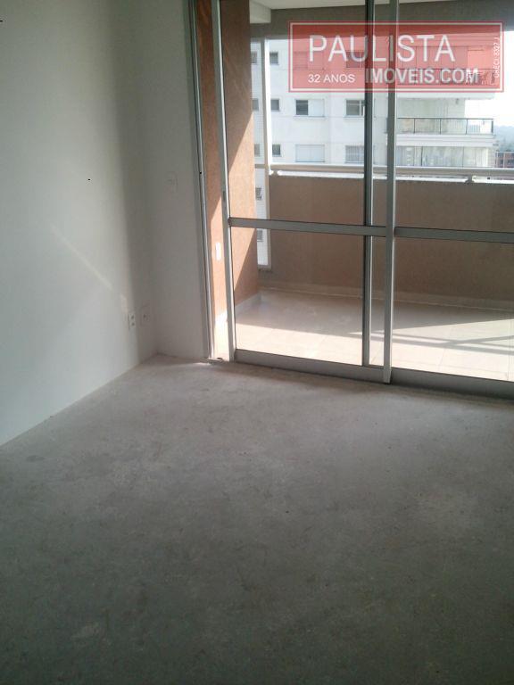 Apto 1 Dorm, Campo Belo, São Paulo (AP11097)