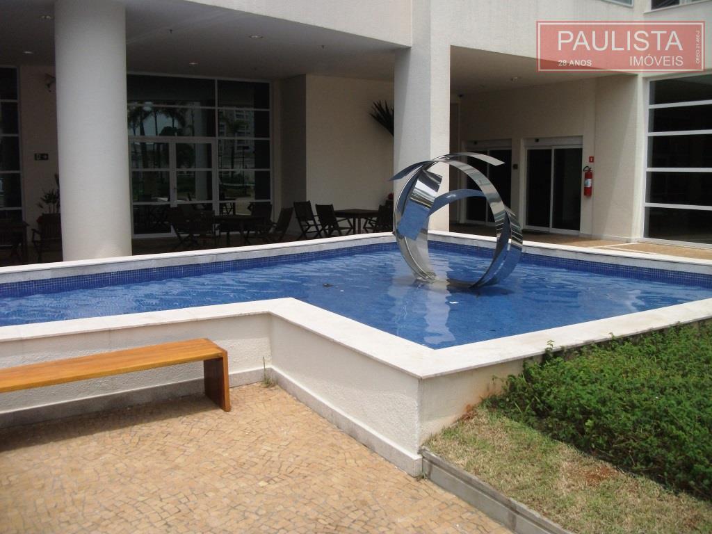 Sala, Chácara Santo Antônio (zona Sul), São Paulo (SA0850) - Foto 10