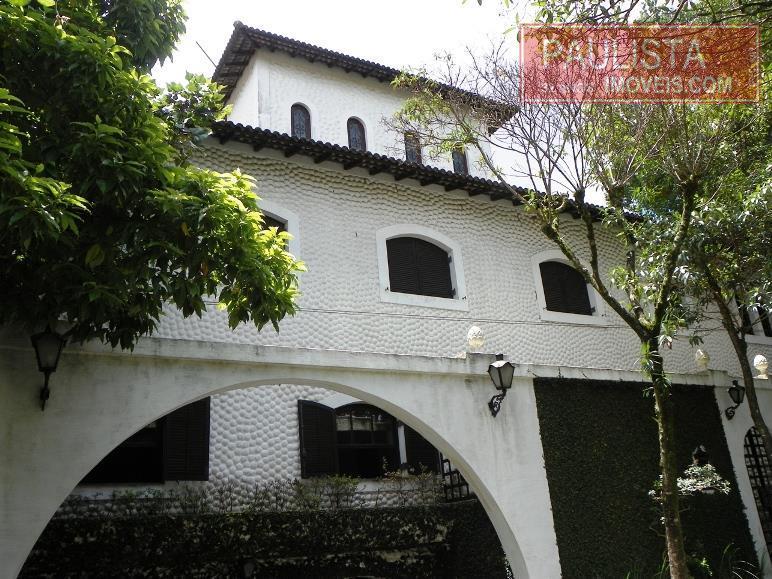 Casa 5 Dorm, Interlagos, São Paulo (SO1367)