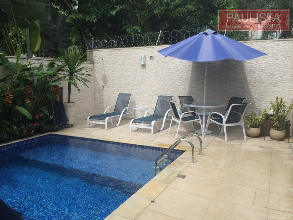 Casa 4 Dorm, Chácara Monte Alegre, São Paulo (SO0183) - Foto 2