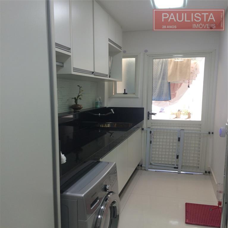 Casa 4 Dorm, Chácara Monte Alegre, São Paulo (SO0183) - Foto 19