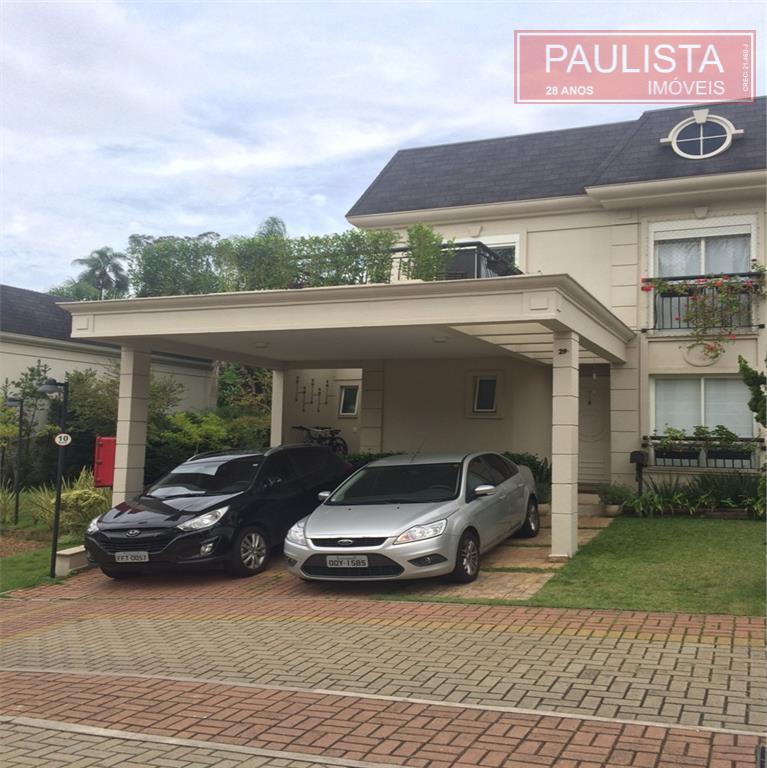 Casa 4 Dorm, Chácara Monte Alegre, São Paulo (SO0183)