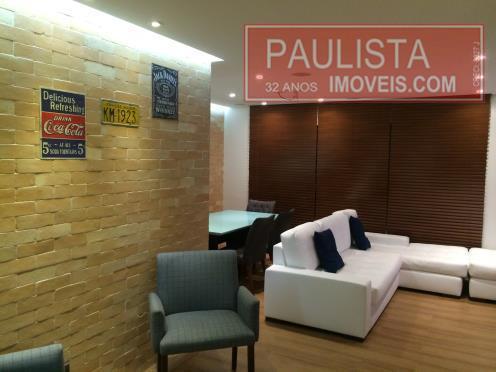 Paulista Imóveis - Apto 1 Dorm, Santo Amaro - Foto 4