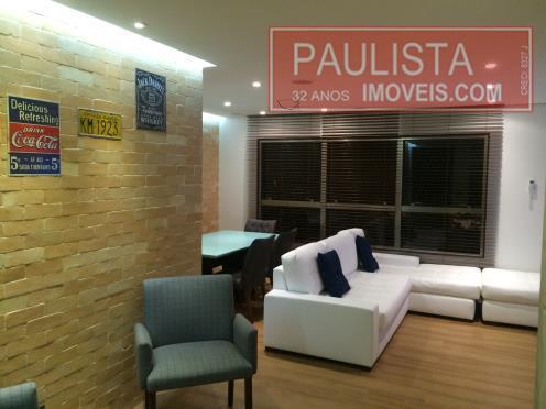 Paulista Imóveis - Apto 1 Dorm, Santo Amaro - Foto 5