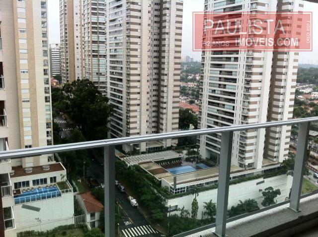 Apto 1 Dorm, Campo Belo, São Paulo (AP11179) - Foto 2