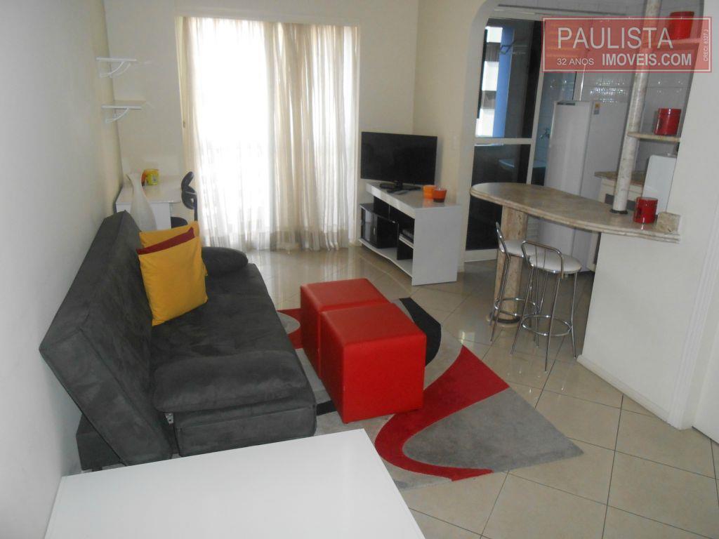 Apto 1 Dorm, Moema, São Paulo (AP11240)