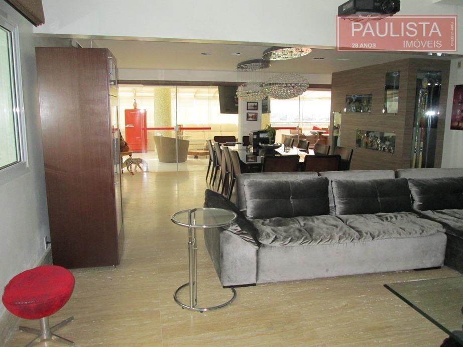 Paulista Imóveis - Cobertura 3 Dorm, Campo Belo - Foto 2