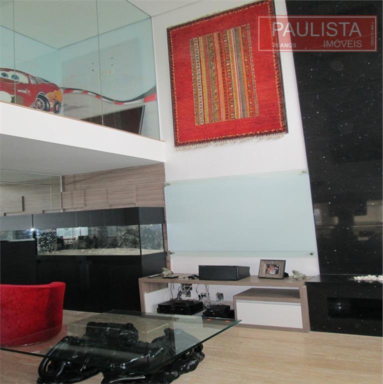 Paulista Imóveis - Cobertura 3 Dorm, Campo Belo - Foto 3