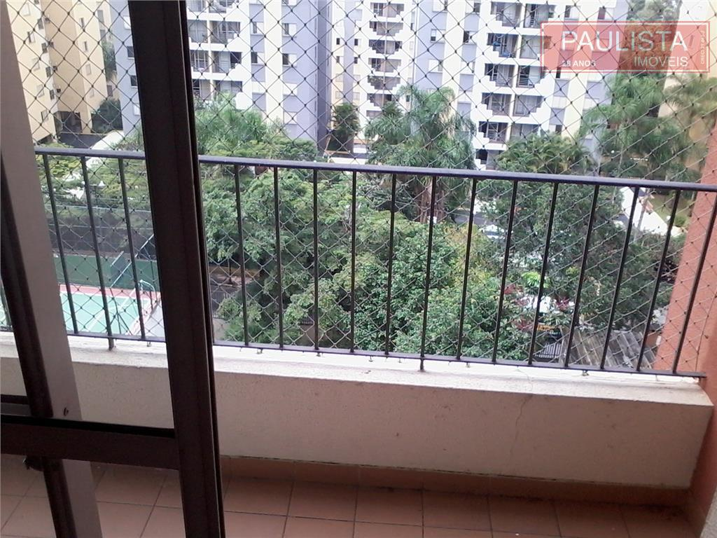Paulista Imóveis - Apto 3 Dorm, Jardim Marajoara