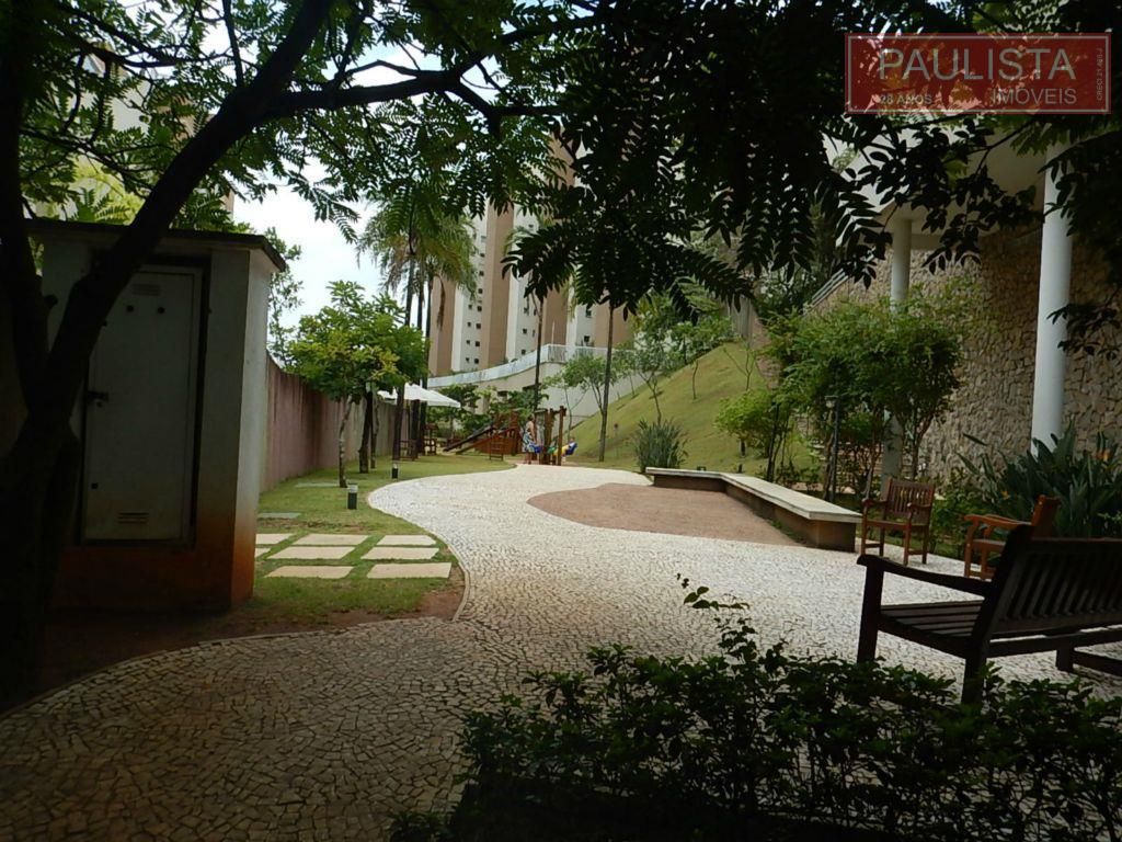 Im�vel: Paulista Im�veis - Apto 4 Dorm, Panamby, S�o Paulo