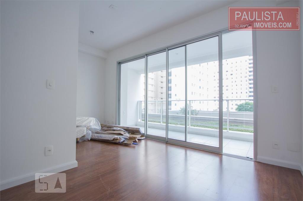 Paulista Imóveis - Apto 1 Dorm, Brooklin Paulista - Foto 7
