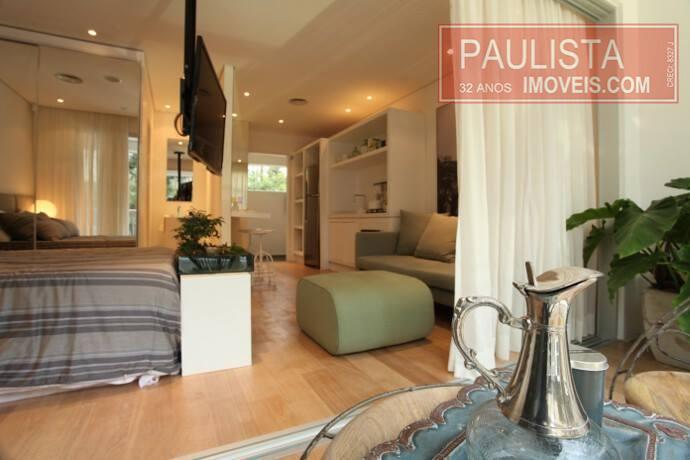 Paulista Imóveis - Apto 1 Dorm, Brooklin Paulista - Foto 8