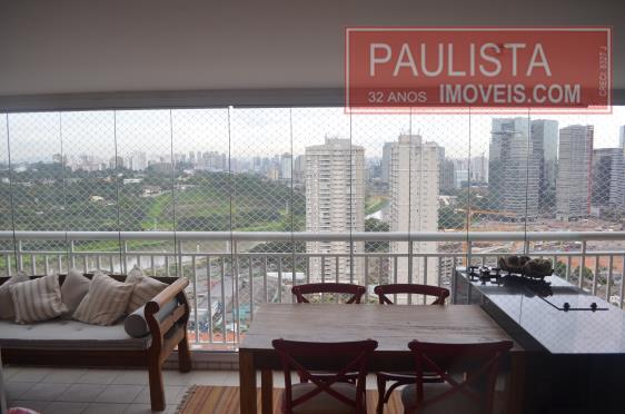 Apto 3 Dorm, Chácara Santo Antônio (zona Sul), São Paulo (AP11502) - Foto 6