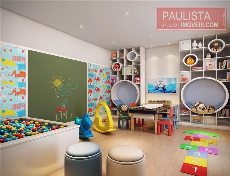 Paulista Imóveis - Apto 4 Dorm, Brooklin (AP11563) - Foto 3