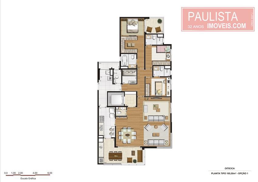 Paulista Imóveis - Apto 4 Dorm, Brooklin (AP11563) - Foto 16