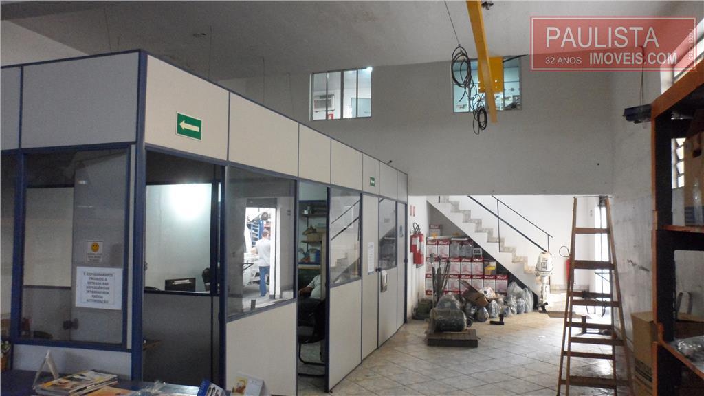 Galpão, Santo Amaro, São Paulo (GA0246) - Foto 4