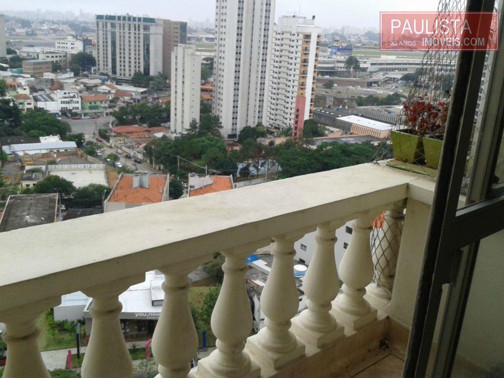 Apartamento residencial à venda, Campo Belo, São Paulo.