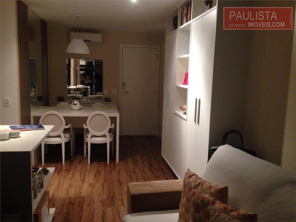 Apto 1 Dorm, Brooklin Paulista, São Paulo (AP11603) - Foto 2